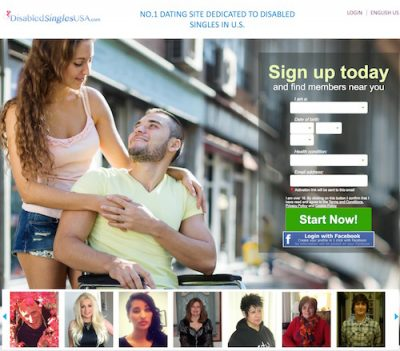 from Donald free disabled dating sites in usa