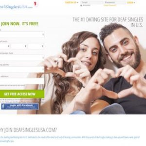 Free usa dating site for deaf