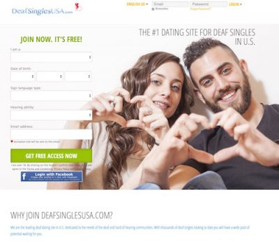 Free Dating Site For Deaf Singles